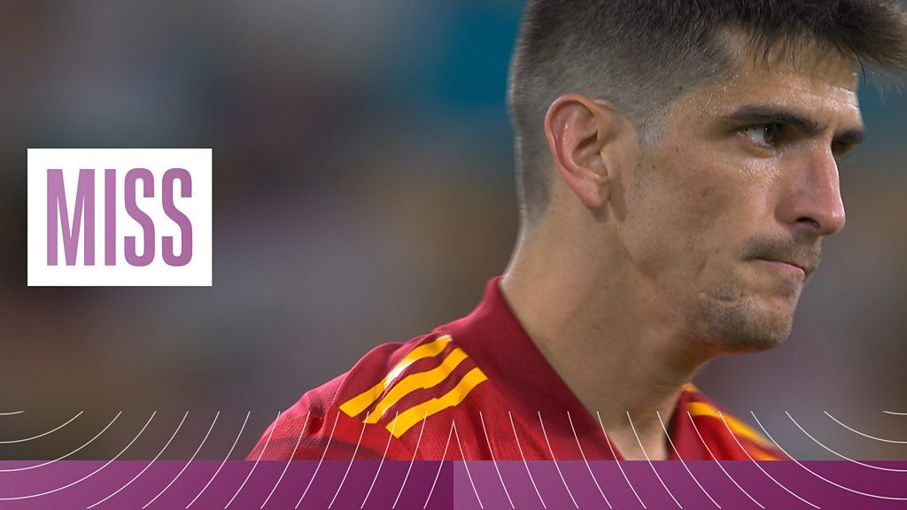 Euro 2020: Gerard Moreno misses penalty and chance to give Spain the lead against Poland