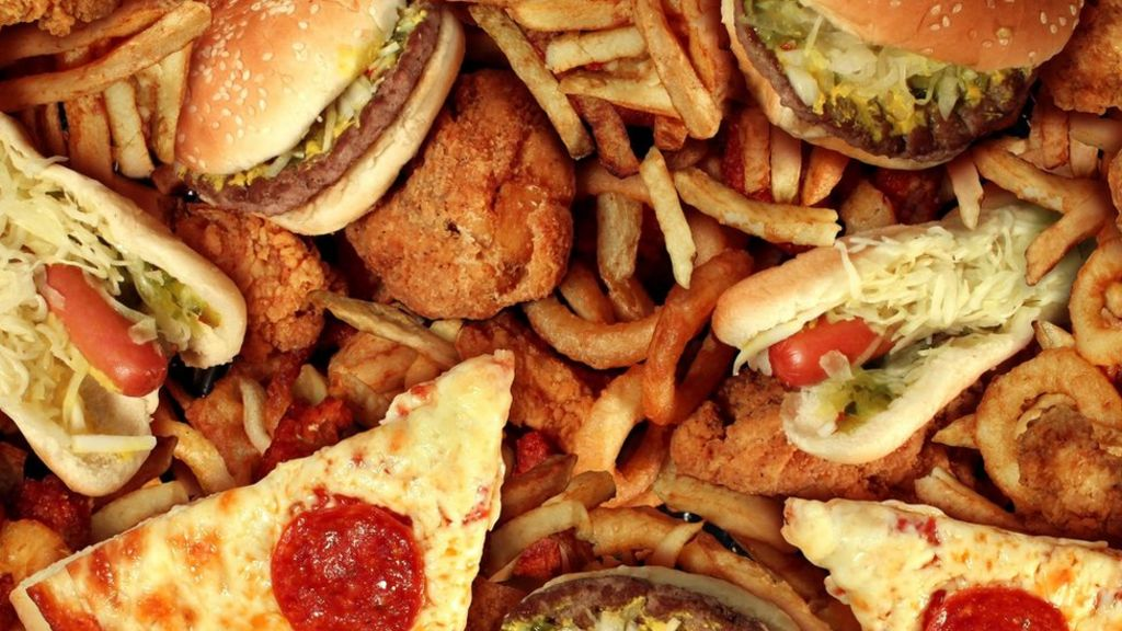 Calories in popular foods must be cut, say health officials - BBC News