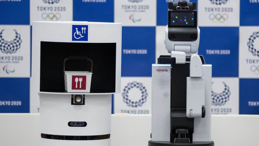 Tokyo 2020: Robots to feature at Olympic and Paralympic Games
