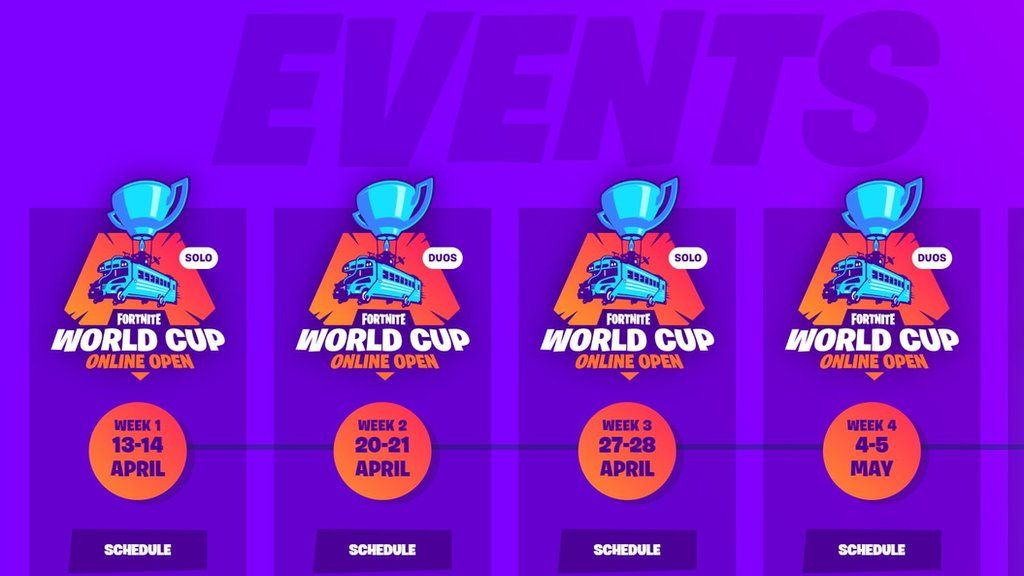 Fortnite world cup leaderboard