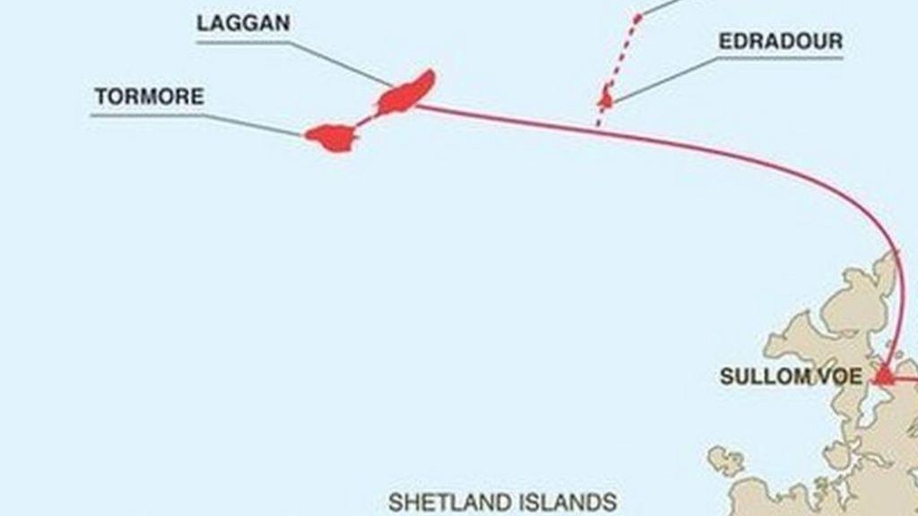 bbc.co.uk - Total announces major gas discovery off Shetland