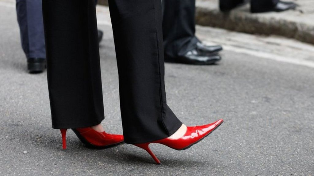 Is It Legal To Force Women To Wear High Heels At Work
