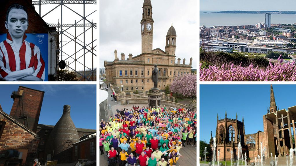 One of these places will be the UK City of Culture in 2021