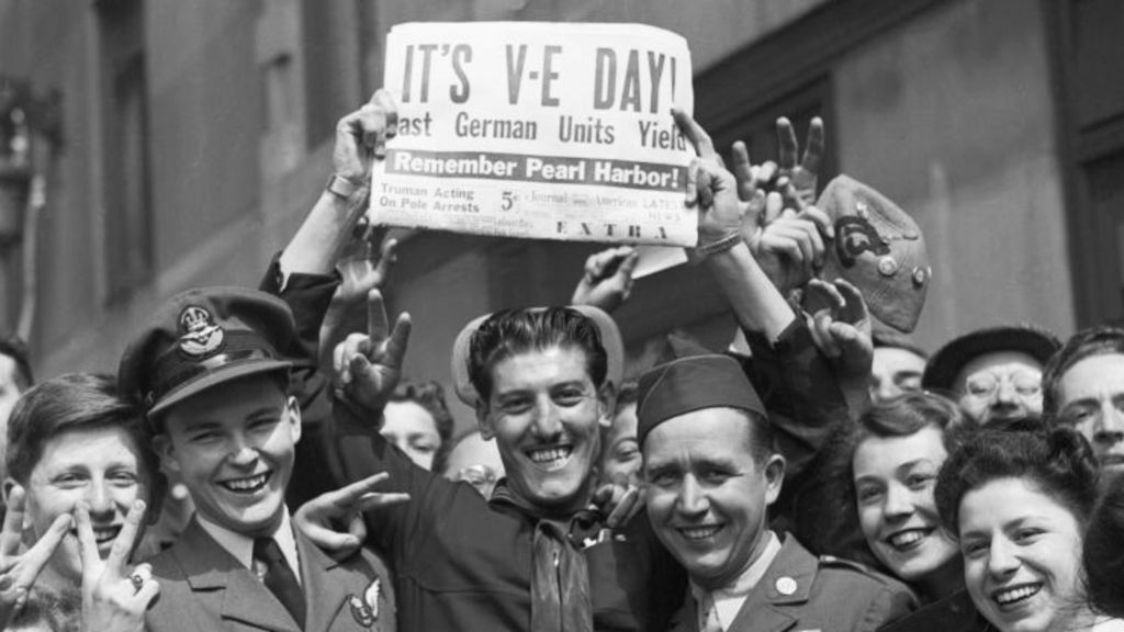 What is VE Day? - CBBC Newsround