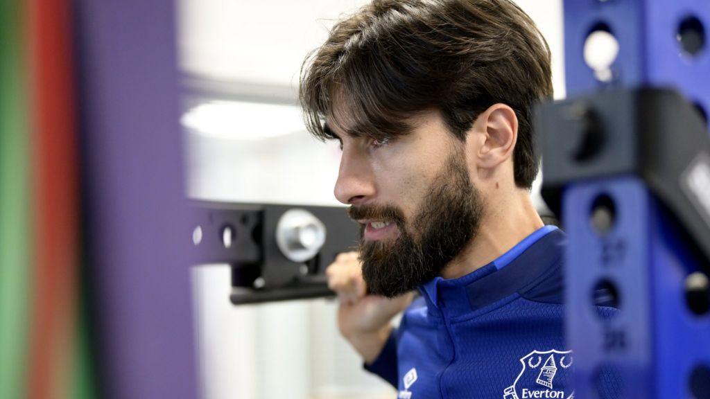 ผลการค้นหารูปภาพสำหรับ Andre Gomes interview: Everton midfielder's remarkable road to recovery from ankle injury