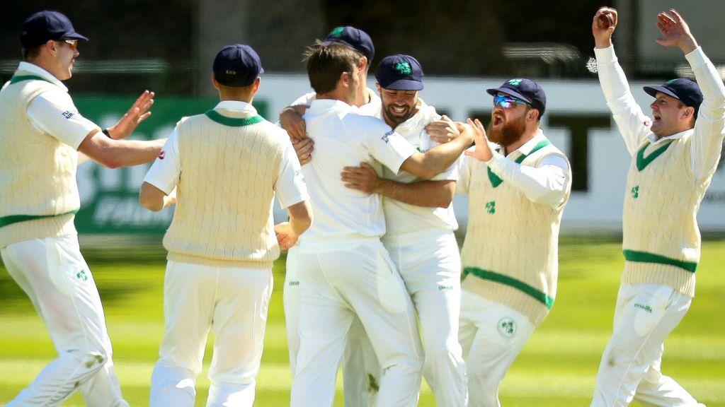 England v Ireland: The ultimate Test in Irish cricket