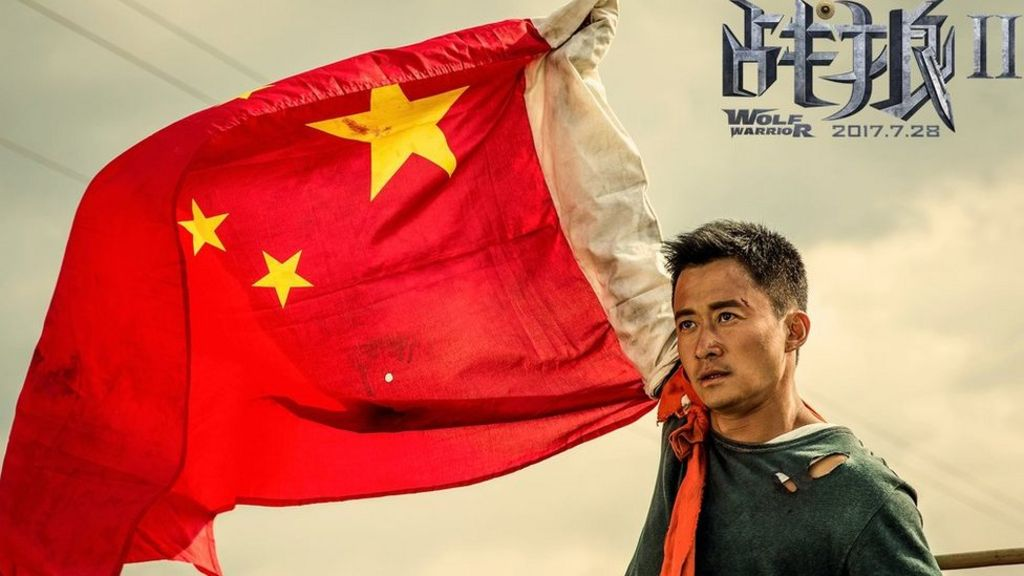 Wolf Warrior 2 The Nationalist Action Film Storming China Bbc News