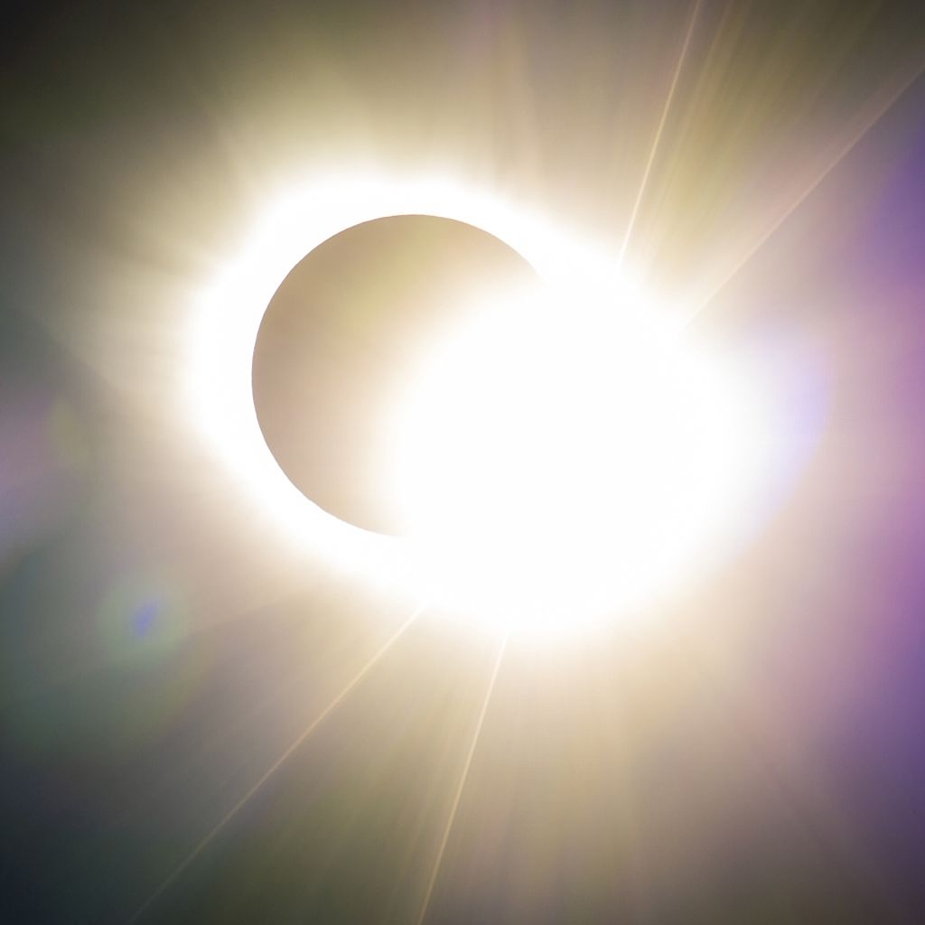 Totality Ends - by David Wrangborg (Our Sun, Runner Up)