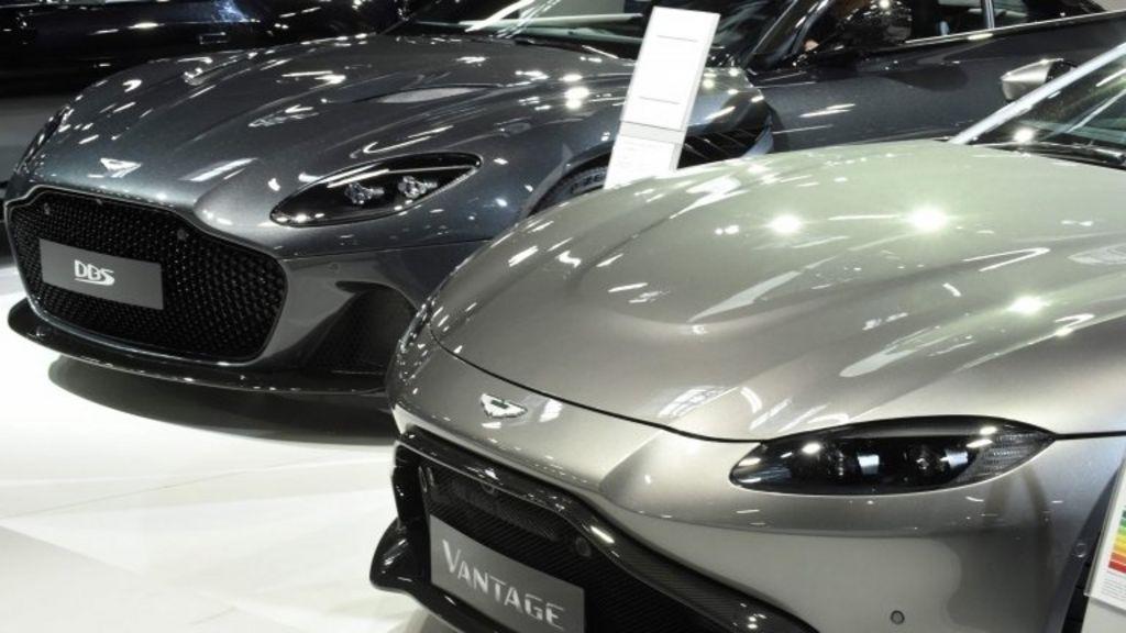 Aston Martin Mercedes To Take 20 Stake In Luxury Brand Bbc News