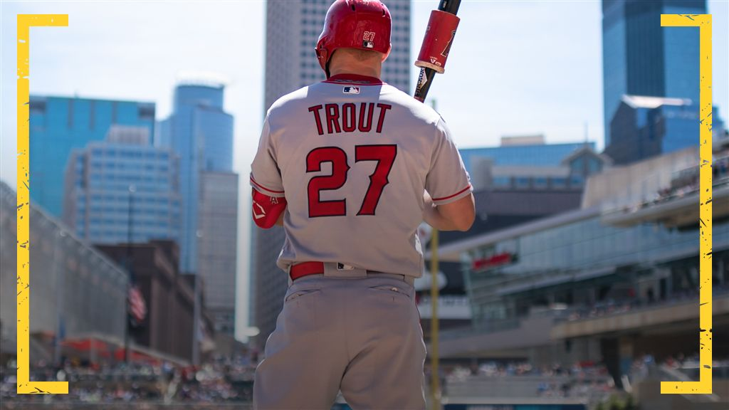 size 40 6adea b3f8f Mike Trout: The brilliant $426.5m MLB star most Americans ...