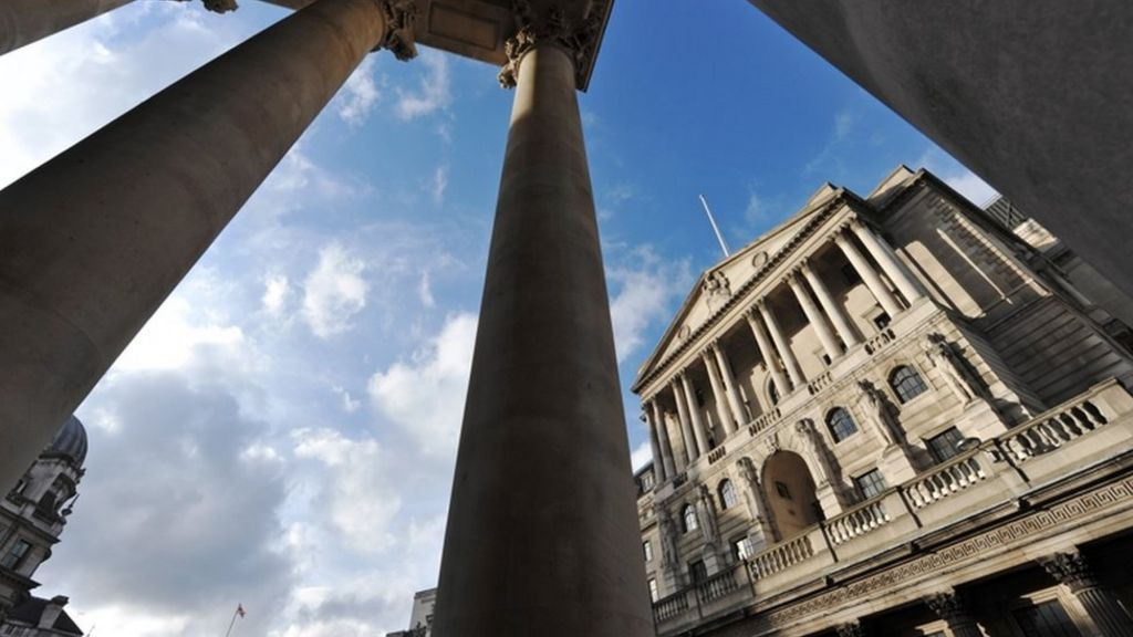 bbc.co.uk - Bank keeps interest rates on hold at 0.75%