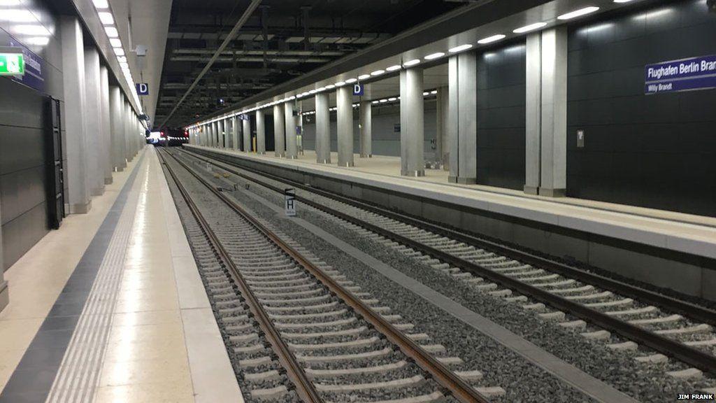 Berlin Brandenburg International Airport, 2019
