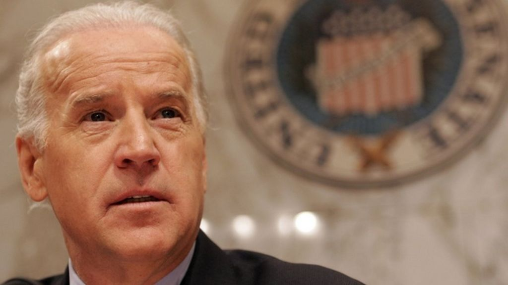 Cancer needs Ebola-level action - Biden - BBC News