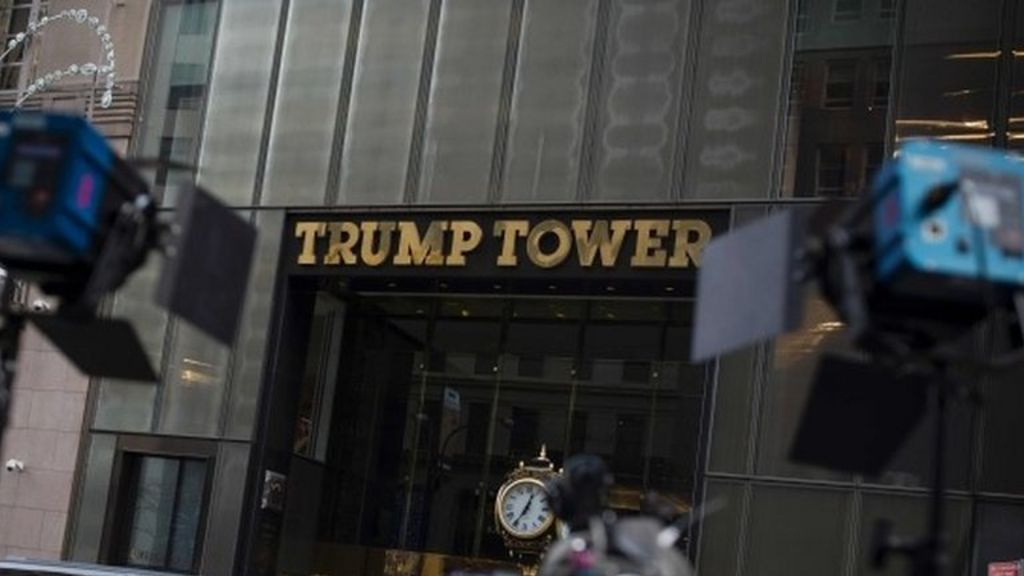 Donald Trump: A list of potential conflicts of interest