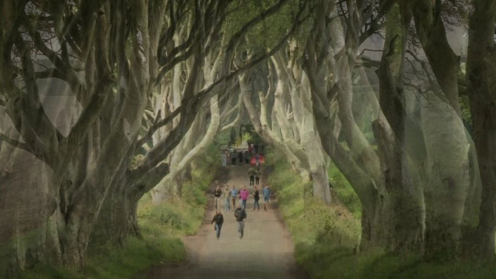 bbc.co.uk - Sara Girvin - Game of Thrones is 'game changer' for NI tourism