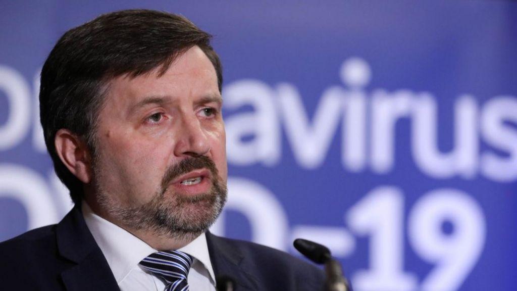Coronavirus: Robin Swann did not make NI best-case scenario public - BBC News