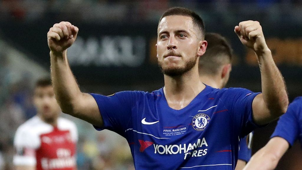 e3fca73d9df ... Hazard was too much for the Arsenal defence to handle and despite  creating a few chances here and there
