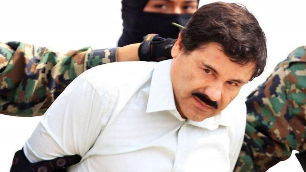 El Chapo trial: Mexican drug lord Joaquín Guzmán gets life