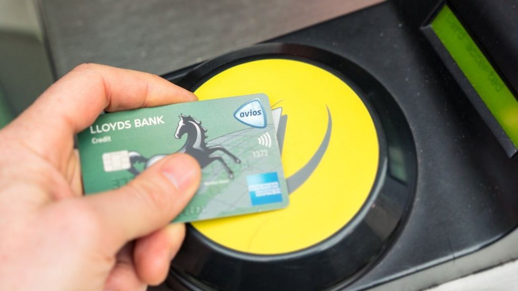 Lloyds Replacing Some Debit Cards After Cyber Attacks Bbc News