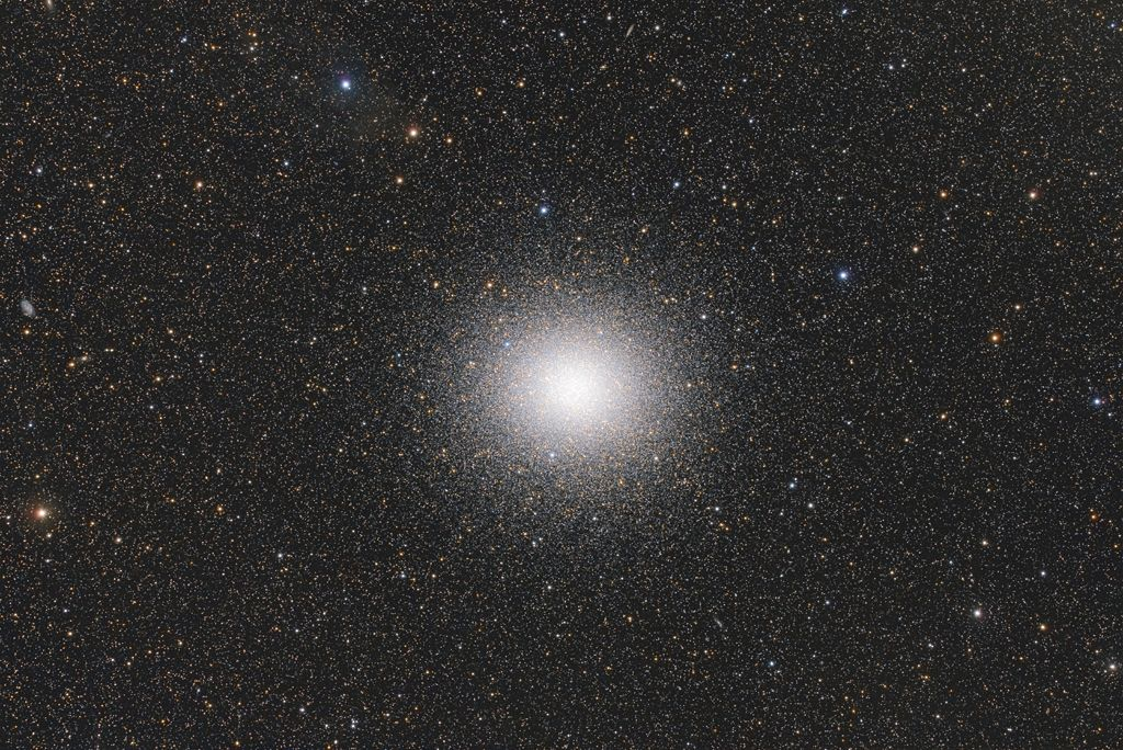 The Magnificent Omega Centauri - by Ignacio Diaz Bobillo (Stars and Nebulae, Winner)