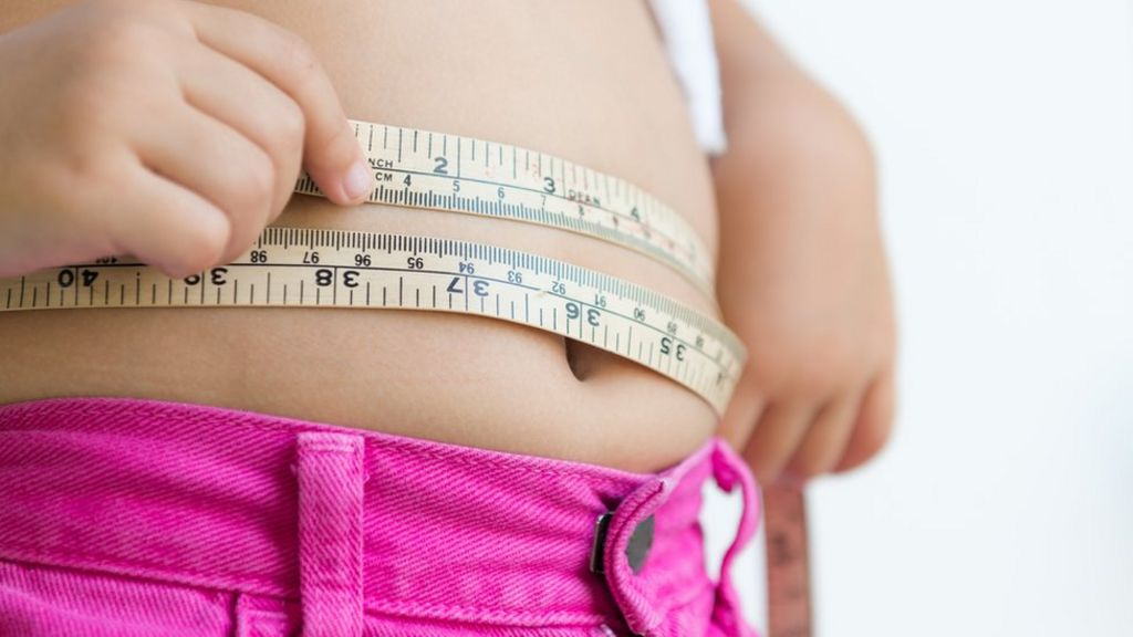 Type 2 diabetes rise in children 'disturbing' - BBC News