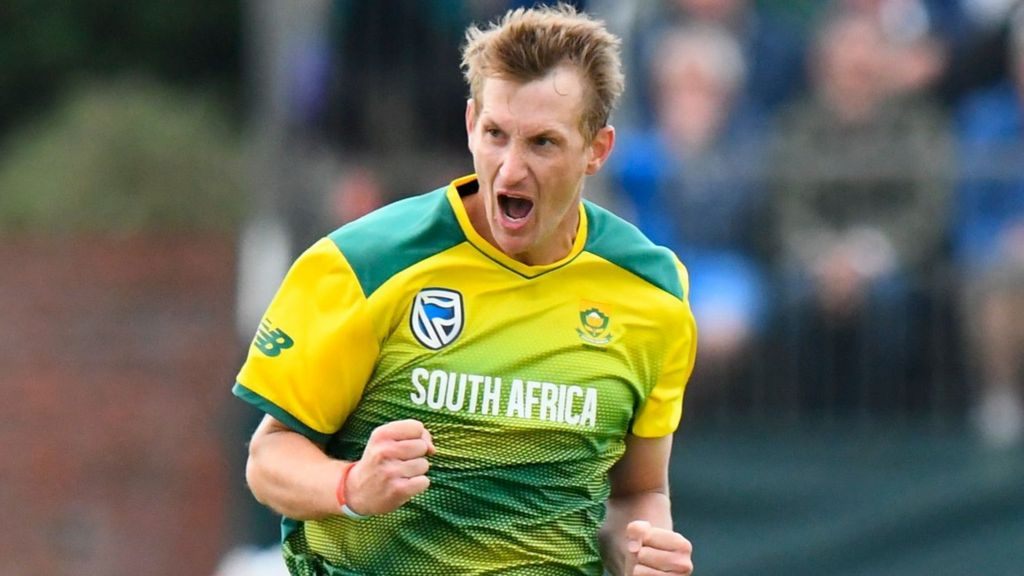 Chris Morris: Hampshire sign South Africa all-rounder for T20 Blast