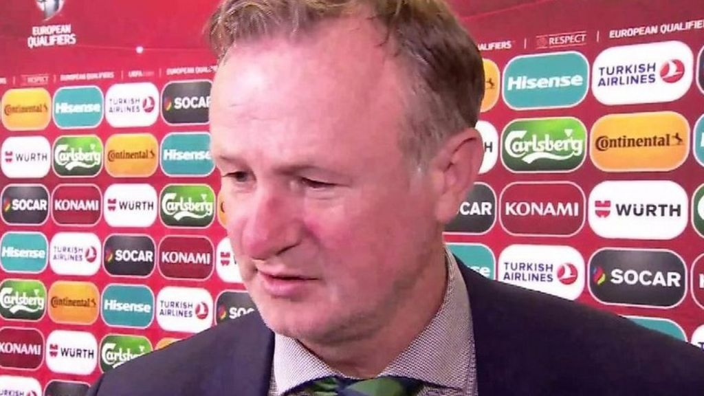 Northern Ireland manager O'Neill 'in drink-driving arrest'