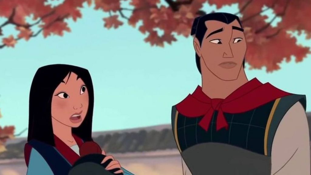 Mulan Disney Drop Character Following Metoo Movement Bbc News