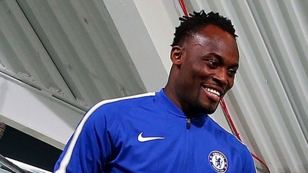 Michael Essien: Former Ghana and Chelsea midfielder moves to Azerbaijan -  BBC Sport