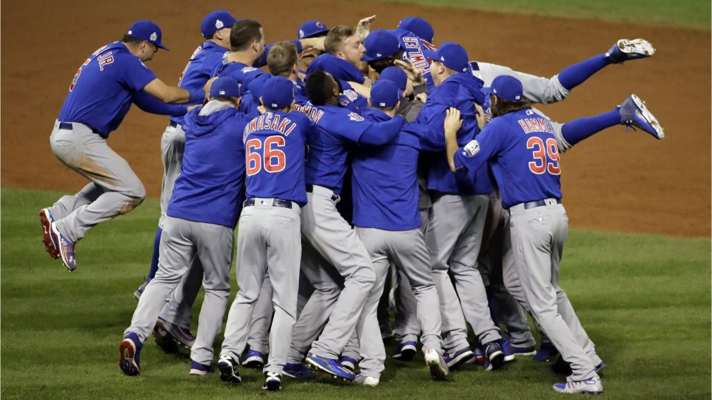 best website 7e1ea 8cf80 World Series baseball: Chicago Cubs end 108-year wait for ...