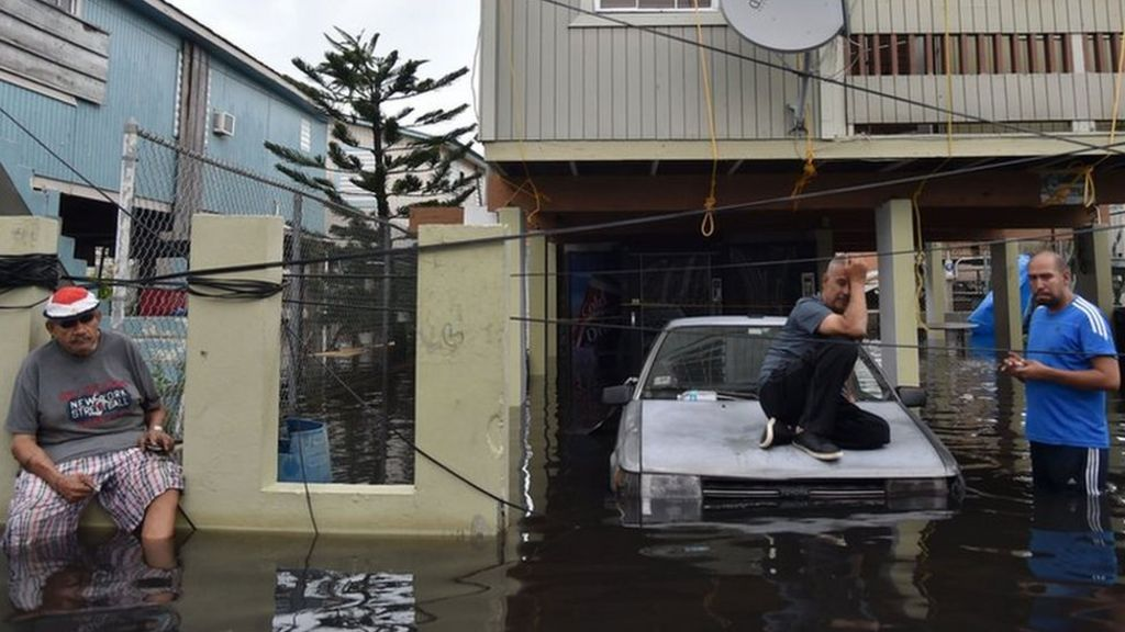 Puerto Rico faces long hurricane recovery