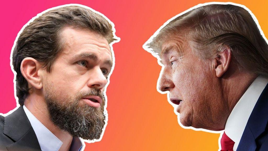 Tech Tent: Trump versus Twitter - BBC News