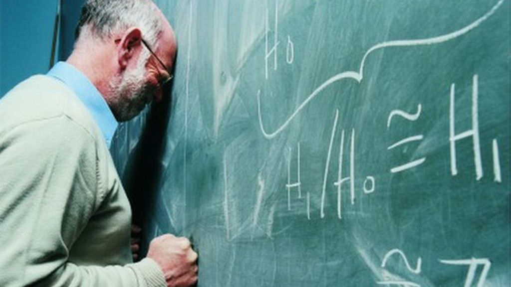 Warning over state of teachers' mental health - BBC News