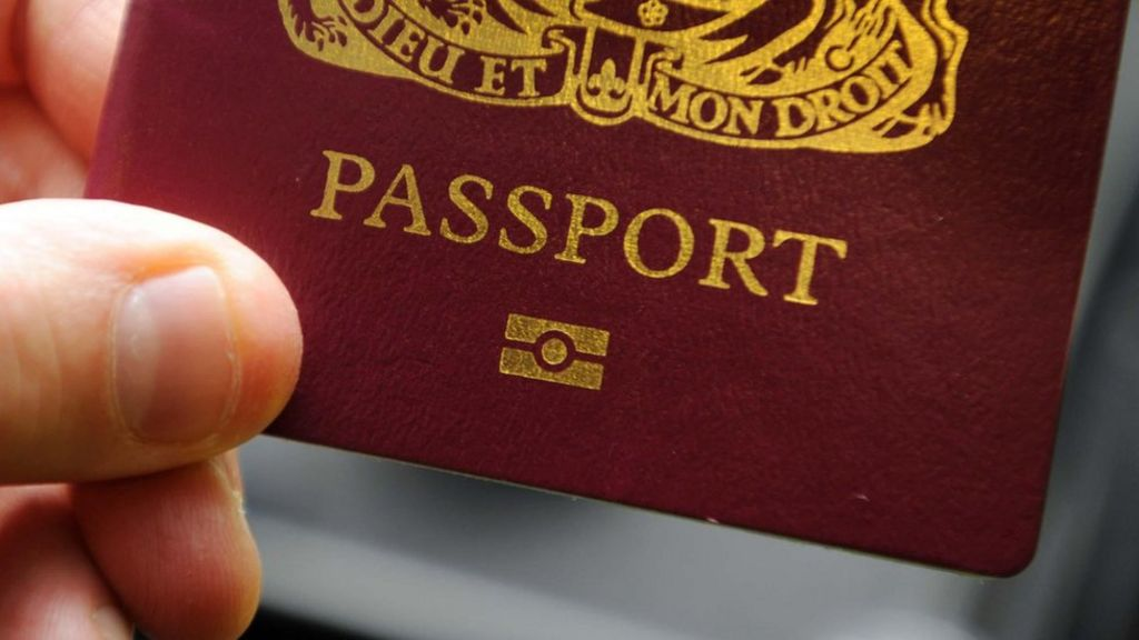 Britons with 'wrong passport' stopped from travelling to US