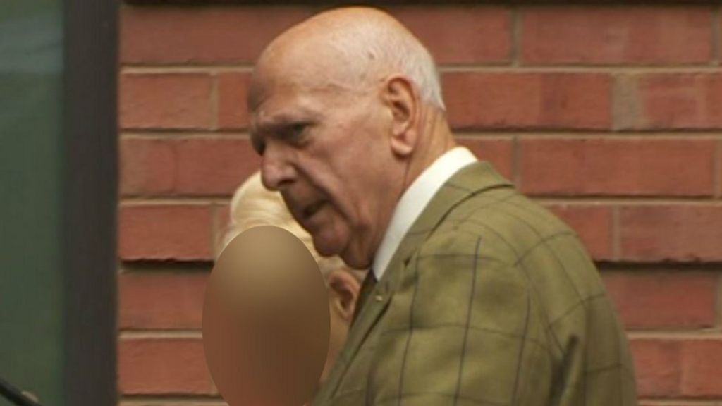 Stanley Metcalf death: Jail for great-grandfather over airgun