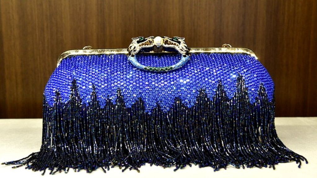 350e078e1912 Tom Ford helped bring high-end accessories into the mainstream - this Gucci  clutch bag