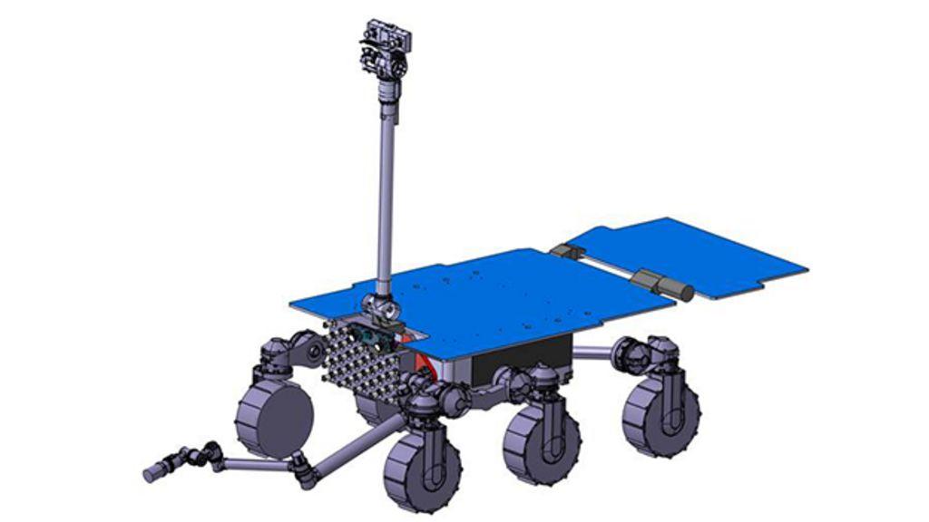 Fetch rover! Robot to retrieve Mars rocks - BBC News