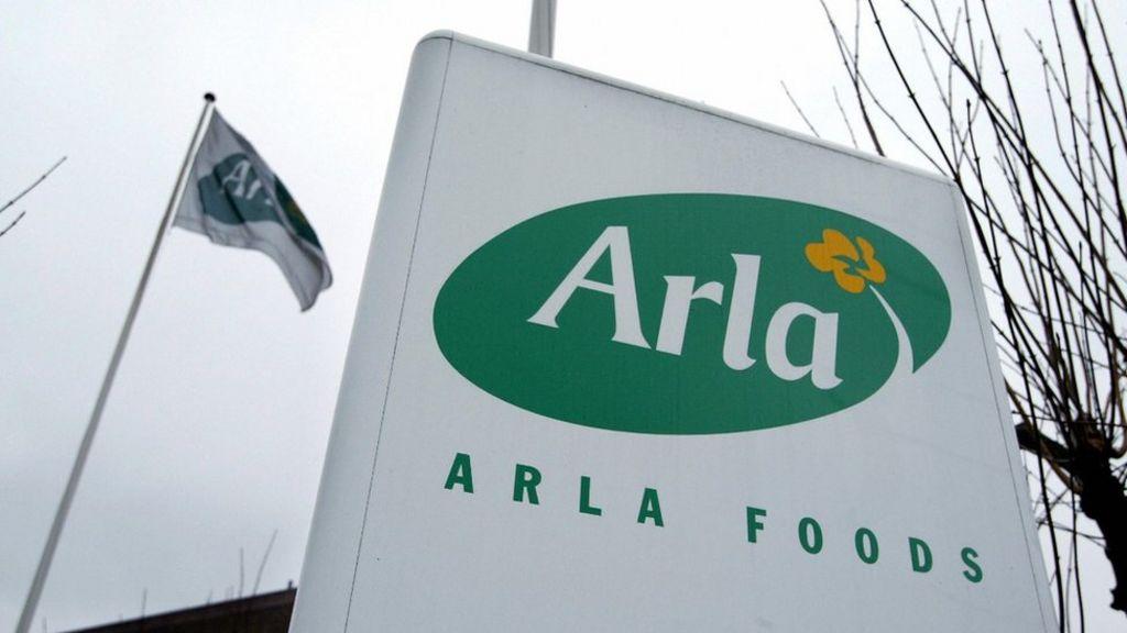Arla dairy boss warns of Christmas shortages