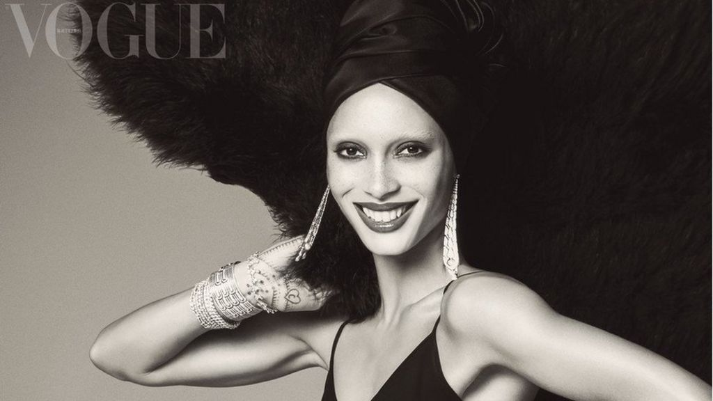 Praise for Edward Enninful's first Vogue cover
