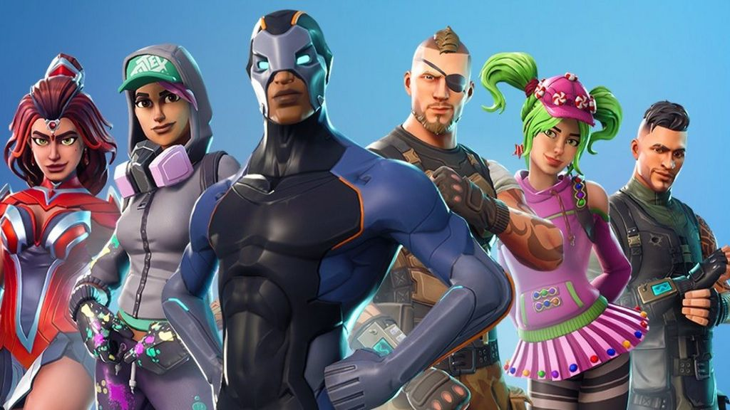 Fortnite Cheat Youtuber Sued By Epic Games Bbc News