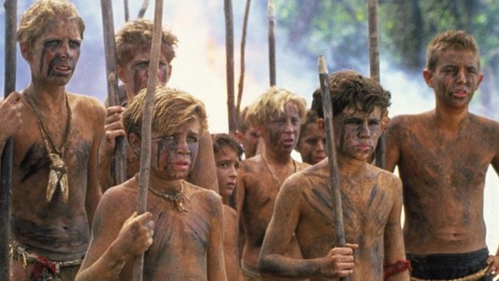 lord of the flies girls instead