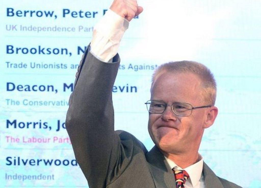 Councillor Jonny Morris