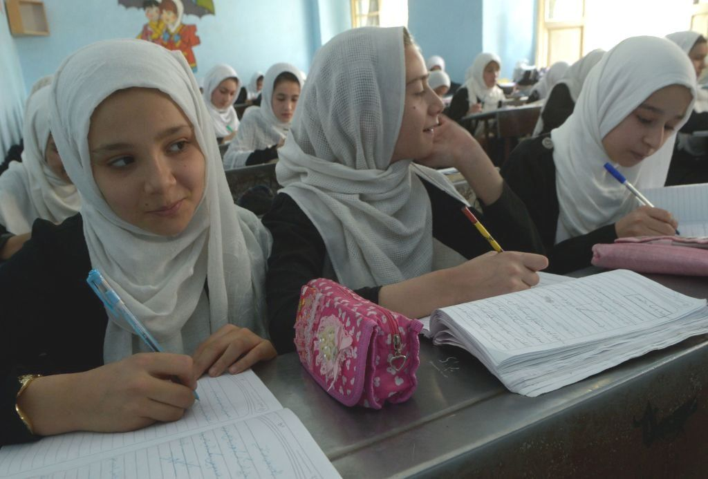 Women's education has improved since 2001 but more needs to be done