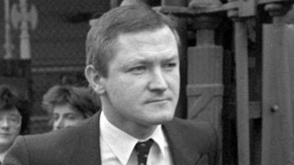 Pat Finucane: A murder with 'collusion at its heart' - BBC News