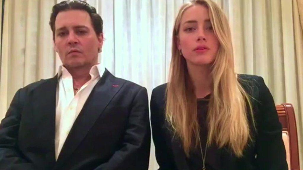 Amber Heard pokes fun at dogs saga nemesis