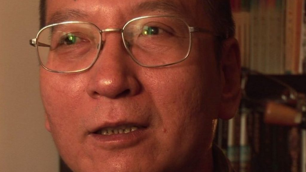 Chinese Nobel prize dissident dies