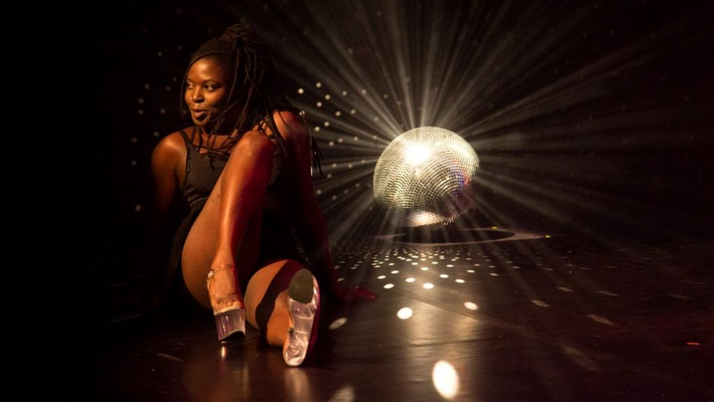 Chanje Kunda: The poet using pole dancing to explain particle physics