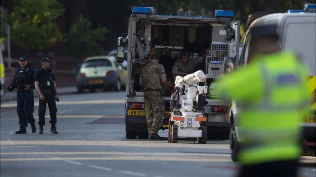 Manchester attack: Police make tenth arrest