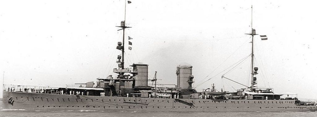 Image of HNLMS Java