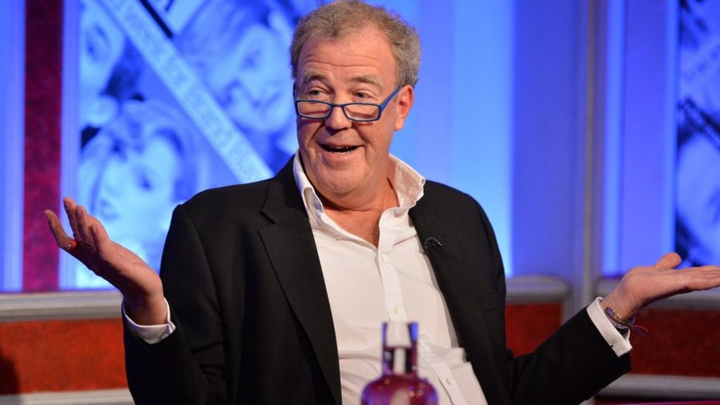 Jeremy Clarkson off work for 'some time' with pneumonia